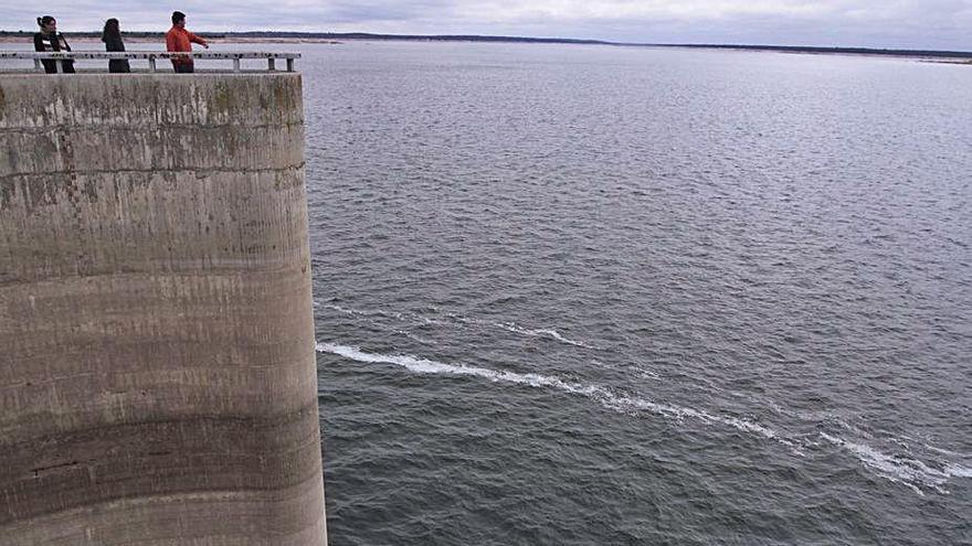 Una iniciativa plantea unir Sayago con Salamanca por la presa de Almendra