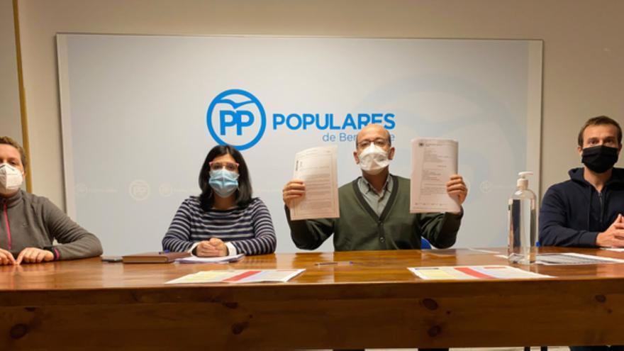 """El PP de Benavente pide al alcalde que """"sea más responsable"""" y trabaje para que """"la incidencia de contagios baje"""""""
