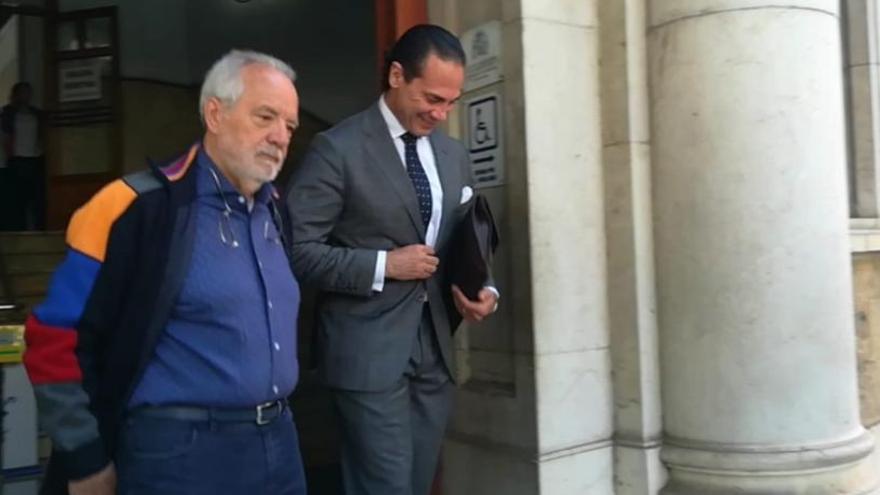 Detienen al inspector de la Policía Nacional que investigó a Cursach