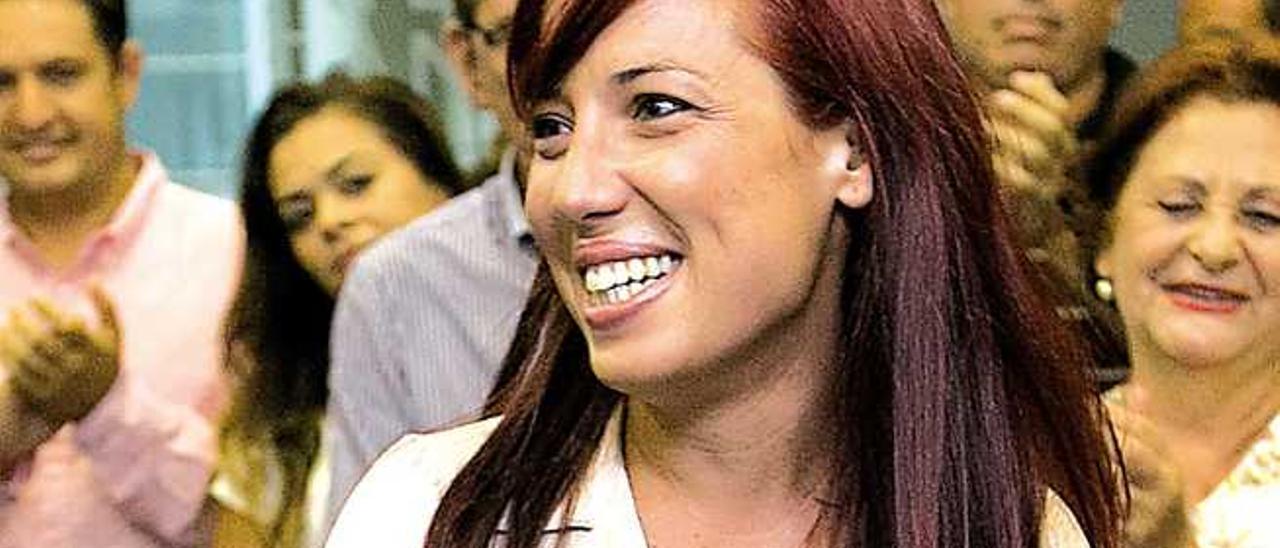 Patricia Hernández se suma a los reproches de Clavijo al Gobierno