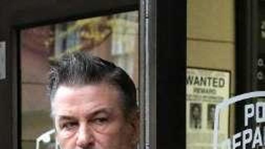 Detenido el actor Alec Baldwin tras una disputa por un sitio para aparcar