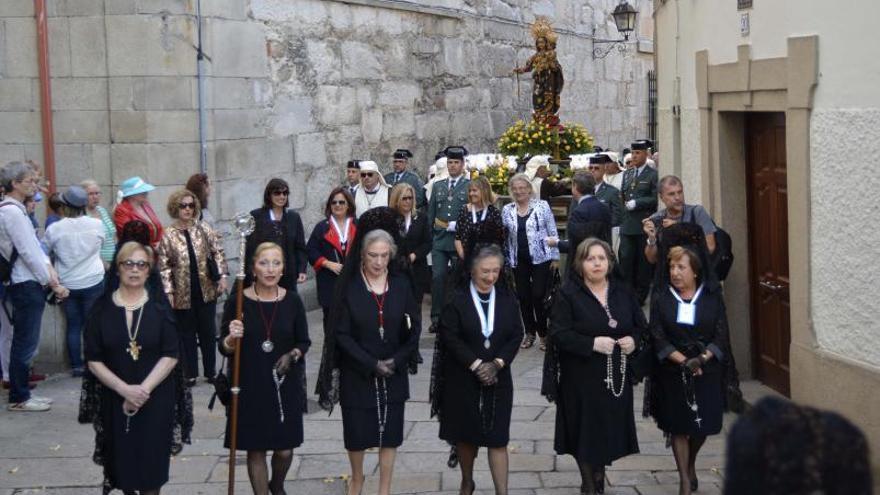El Gobierno local designa el día del Rosario del próximo año como festividad local