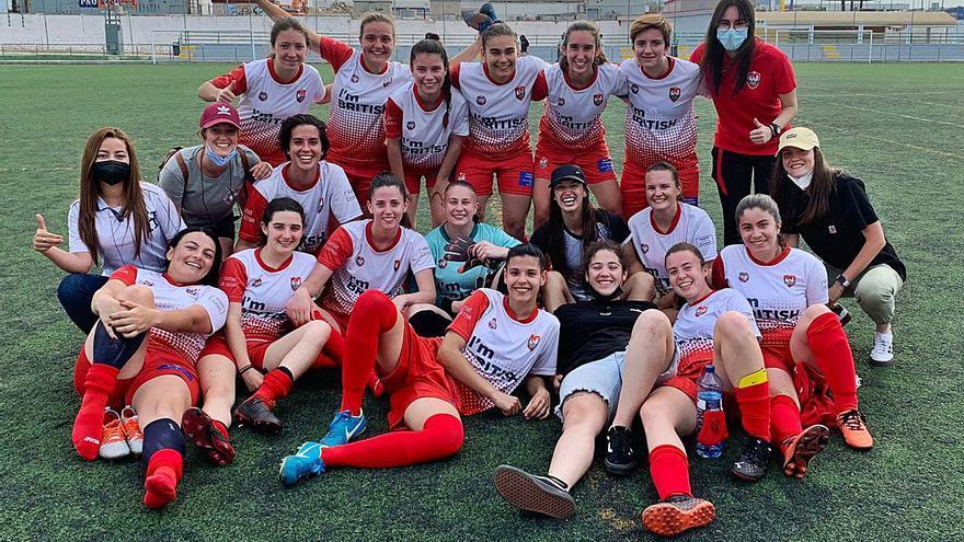 El Ciutat de Xàtiva femenino golea al Catarroja en el primer partido por el ascenso