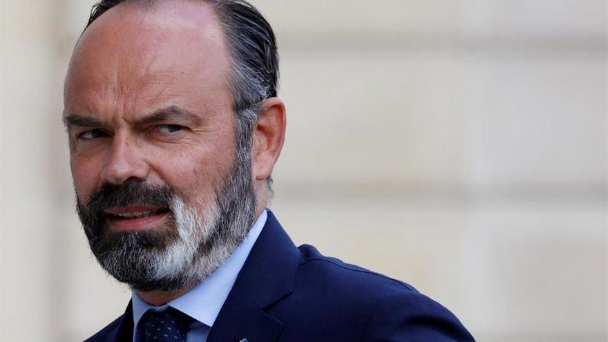 Macron nombra a Jean Castex nuevo jefe del Ejecutivo francés