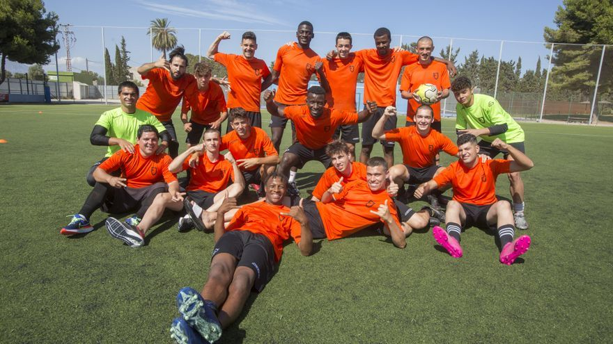 FutbolJobs, una bolsa de trabajo para ser futbolista profesional