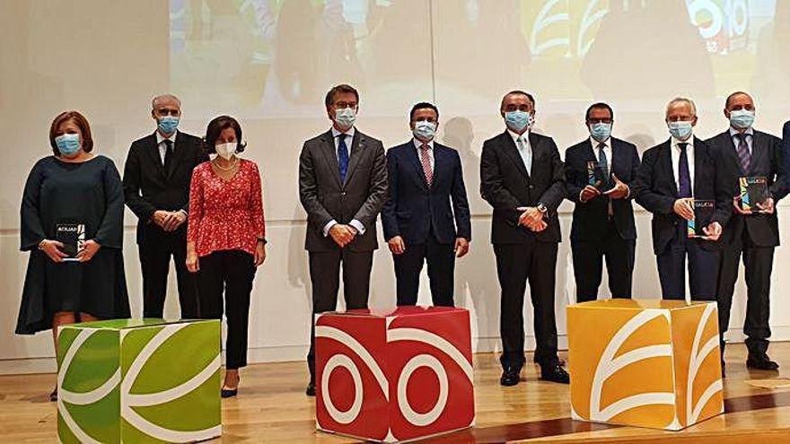 Vegalsa-Eroski, premio Galicia Alimentación