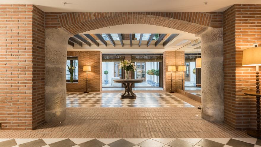 Reabre sus puertas el hotel Palacio Solecio de Málaga capital