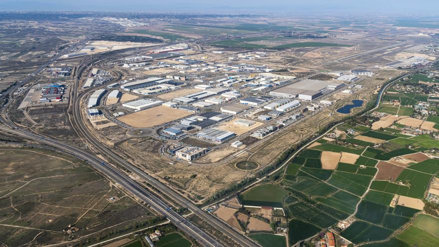 La apuesta logística de Aragón se refuerza con Amazon