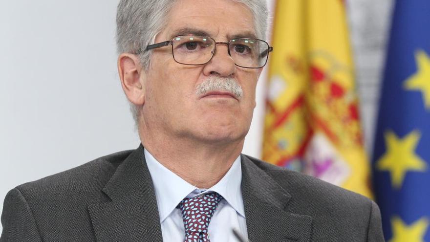 """Dastis rechaza que haya """"tensión"""" con Alemania"""