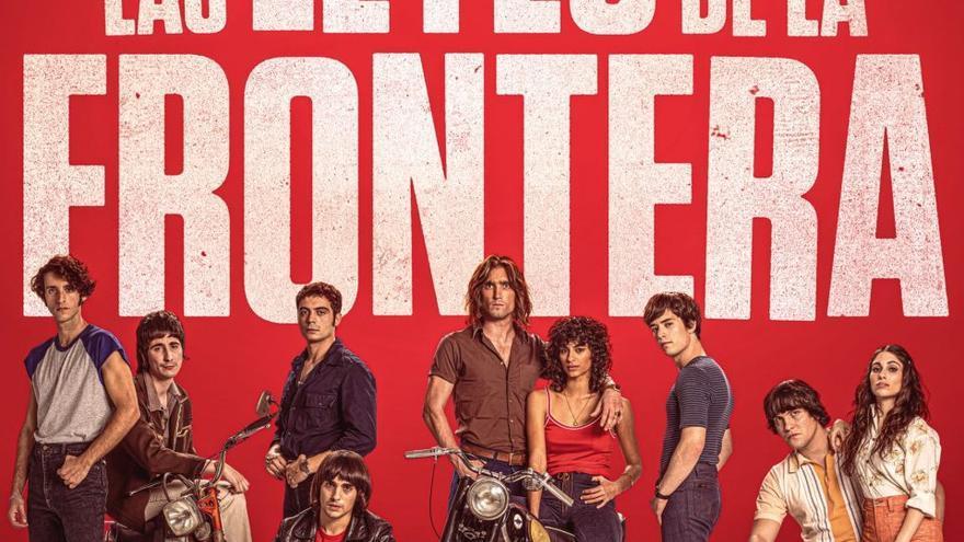 """Presentació pel·lícula """"Las Leyes de la Frontera"""""""
