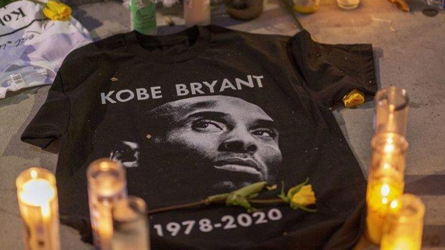 El cuerpo de Kobe Bryant, identificado oficialmente