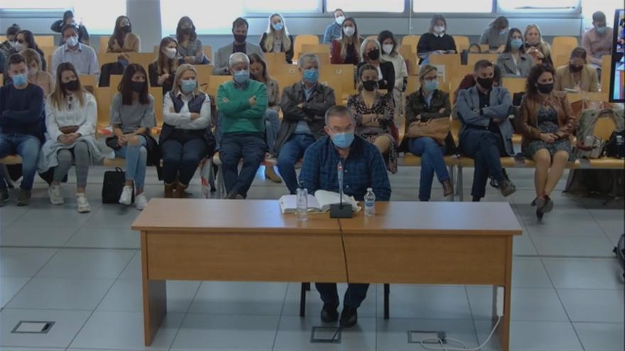 Juicio del Caso Maje: Salva responde al interrogatorio de la defensa de Maje