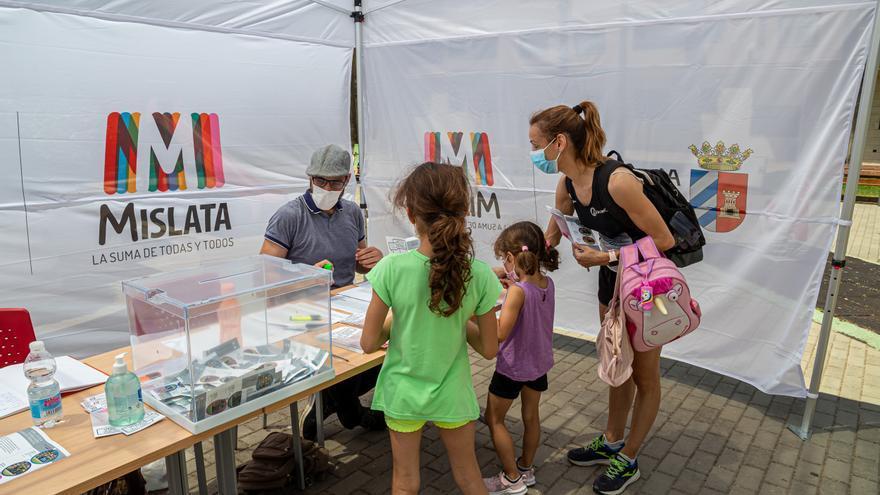 Mislata consulta a la ciudadanía para plantear un nuevo parque en la plaza Ciutat de la Llisa