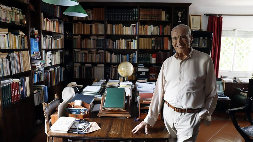 Pepe Luque: el alma de la Peña Juan Breva
