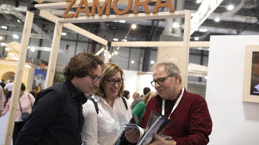 Zamora promocionará el turismo de caravana en la Ruta de la Plata