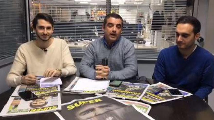 La Bufanda desvela los motivos de la salida del médico del Valencia