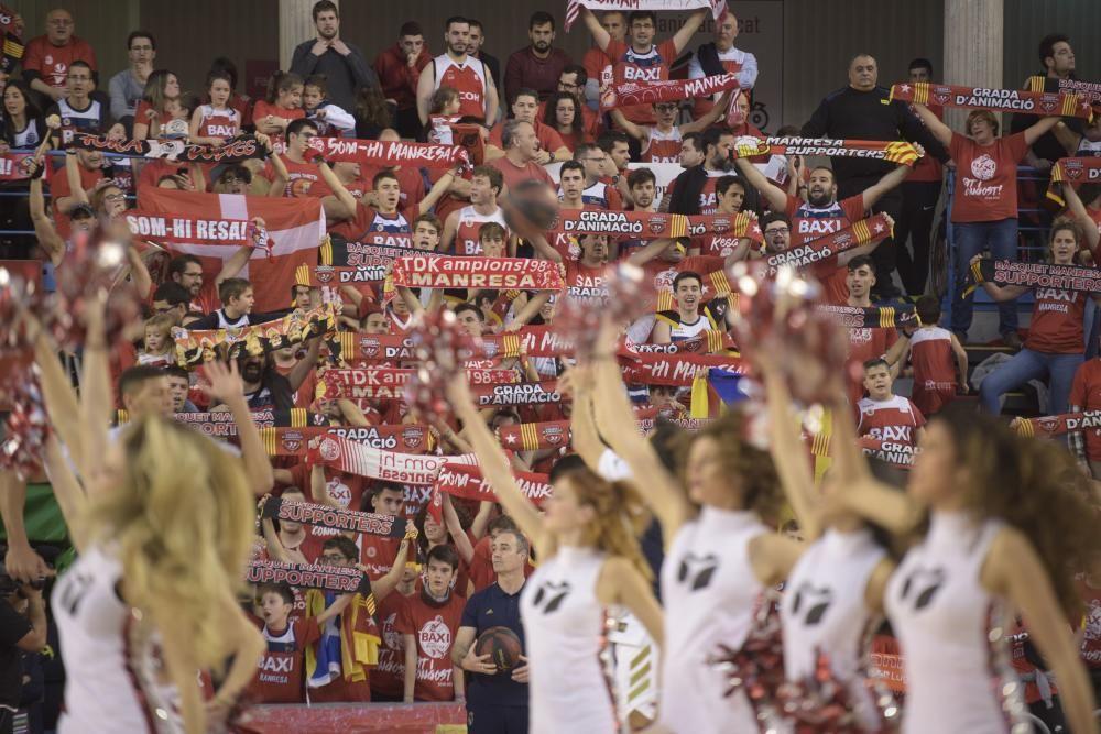 Baxi - Reial Madrid, en imatges