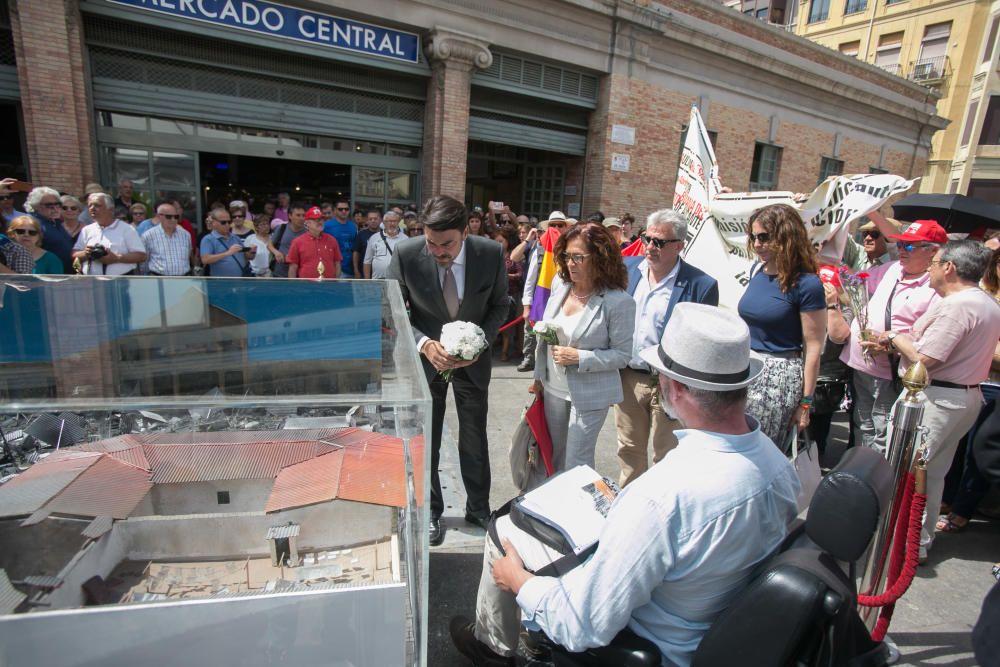Alicante recuerda a las 300 víctimas de la peor masacre de la Guerra Civil