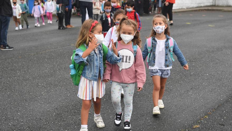 El Tribunal Superior de Xustiza rechaza un recurso contra el uso de mascarilla en centros escolares