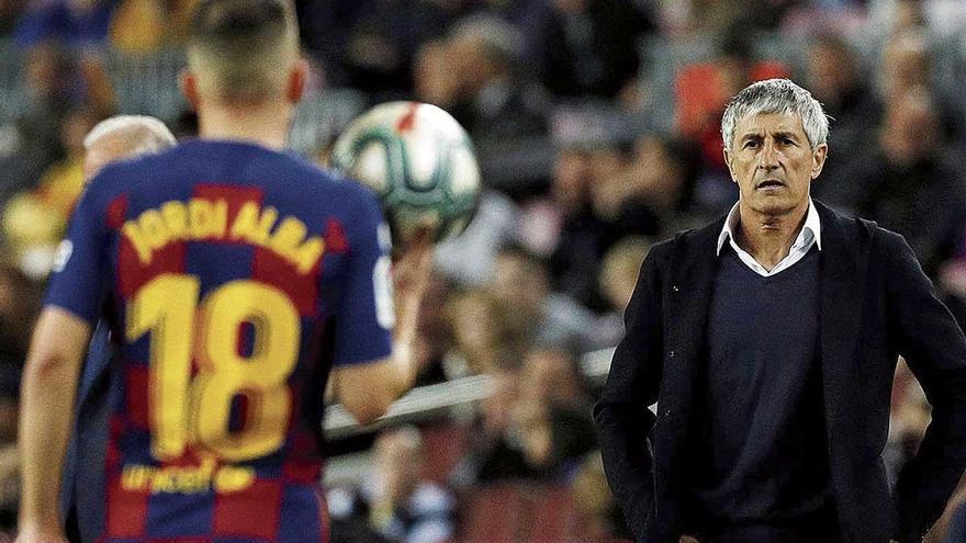 """Setién: """"Messi se encuentra perfectamente y jugará"""""""