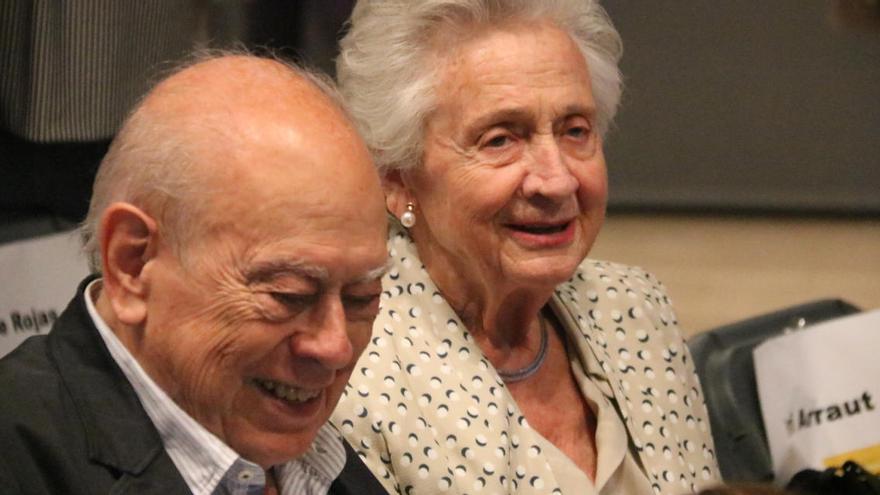 La forense confirma que Marta Ferrusola no pot declarar per l'alzheimer