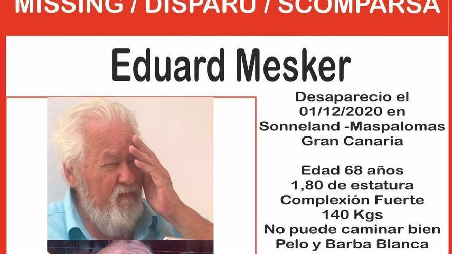 Desaparece un hombre en Sonneland