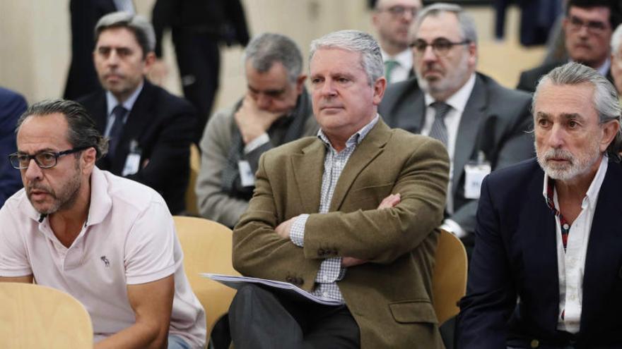 Crespo admet el finançament irregular del PP valencià