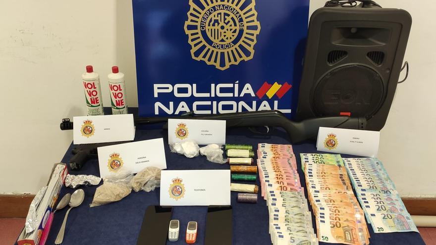 Detenidas madre e hija por vender heroína y cocaína en Zamora