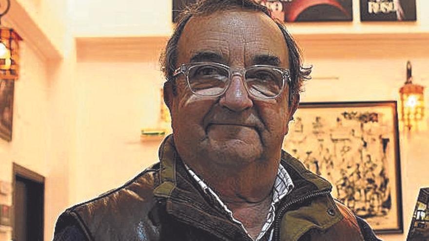 """Manuel López Alejandre: """"La perla del collar, que es la Judería, está un poco abandonada"""""""