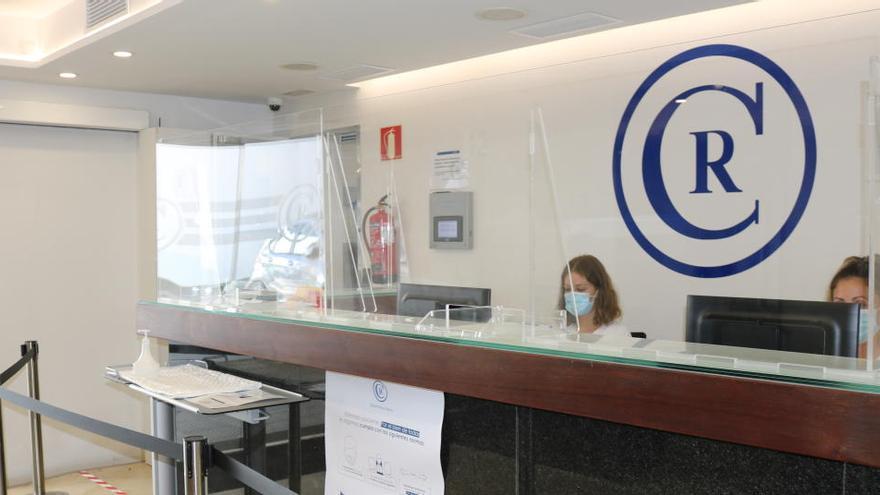 Reciben el alta dos niños heridos en un accidente de tráfico en Ibiza el sábado