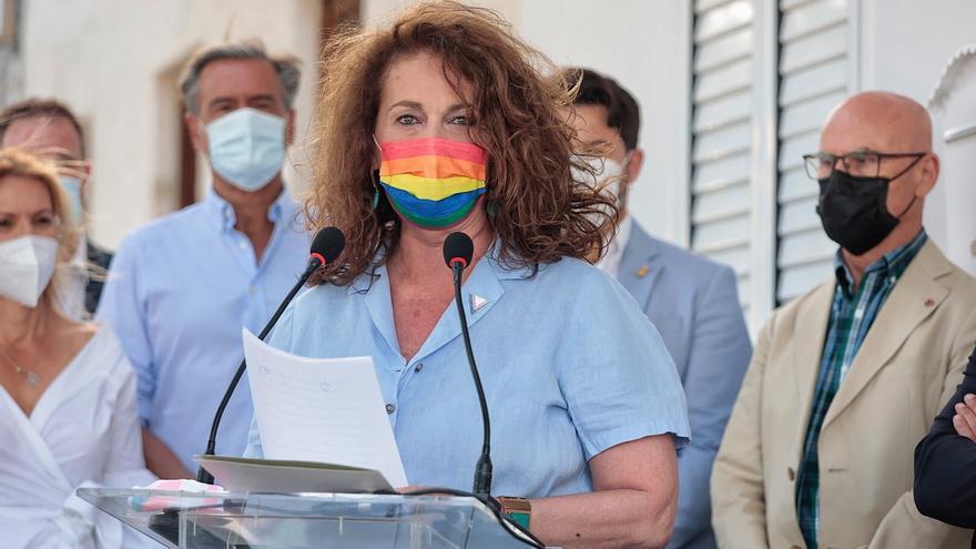 Carla Antonelli: «Gracias por devolvernos un cachito de la dignidad arrebatada»