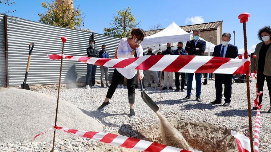 El Govern pone la primera piedra para otras 43 VPO en La Soledat