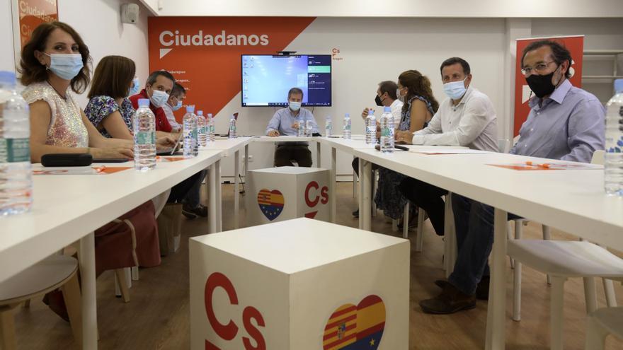 "Pérez Calvo reivindica la ""propuesta liberal"" de Cs"