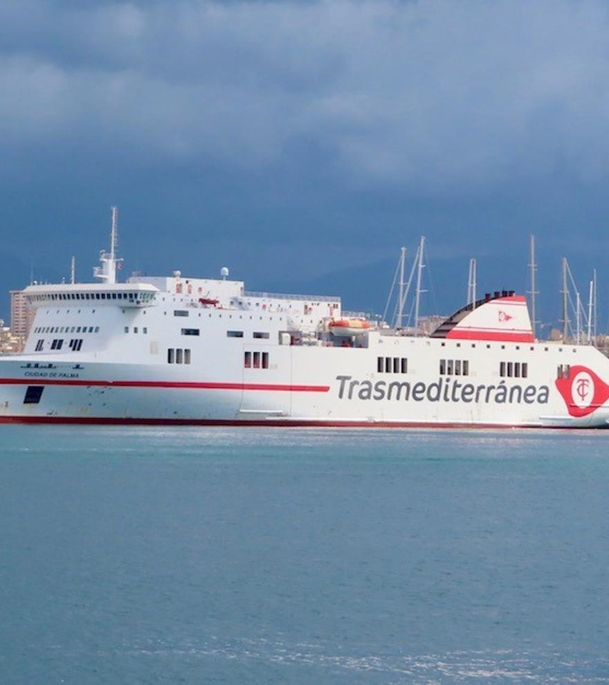 Mallorca-Fähre meldet zwei Corona-Fälle in der Besatzung