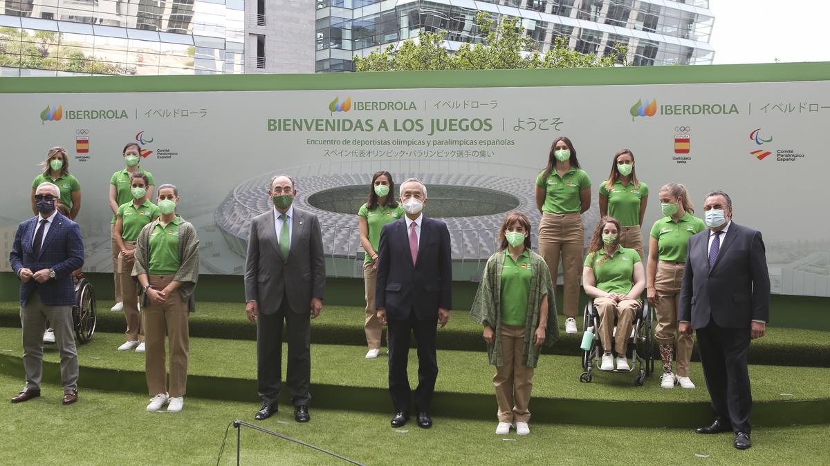 Reúne a 11 representantes en un acto celebrado en la sede de Iberdrola en Madrid
