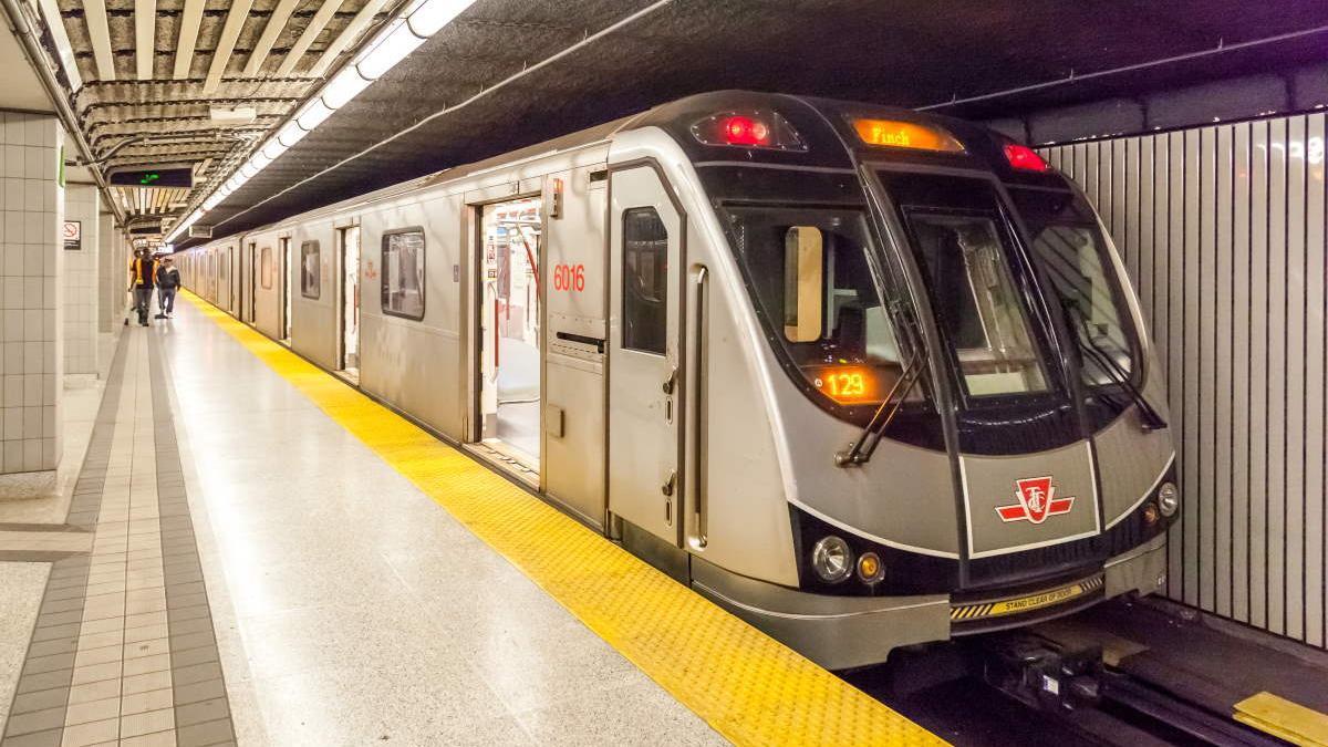 Metro de Toronto.