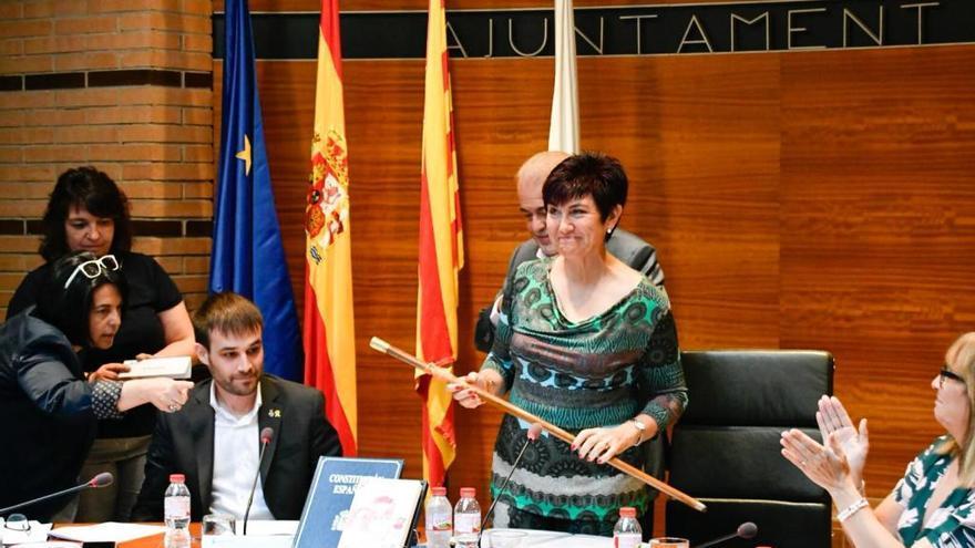Montse Mindan ja és l'alcaldessa de Roses