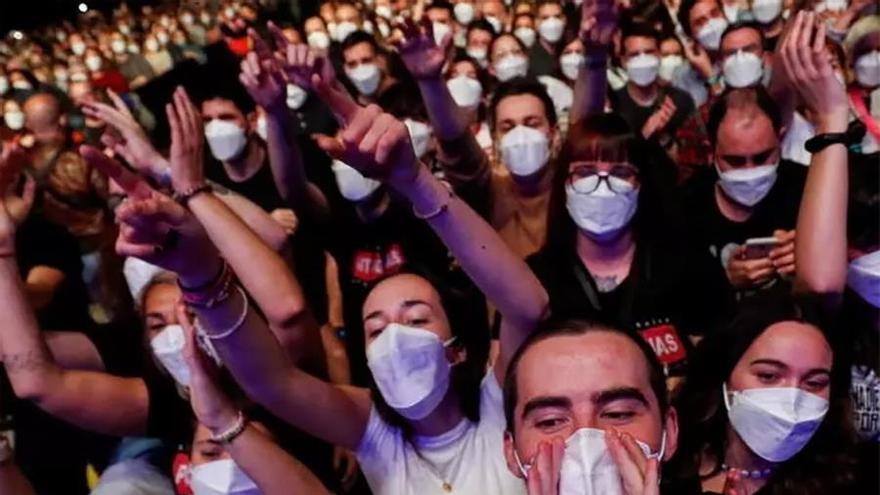 Satse Murcia reclama que se garanticen las medidas covid en los grandes eventos