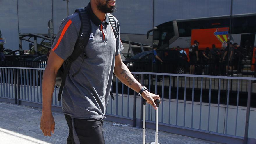 Will Thomas deja València y la Liga ACB...por ahora