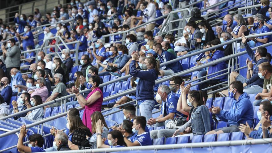 ¿Por qué los socios del Oviedo todavía no pueden sentarse en su localidad del Tartiere?
