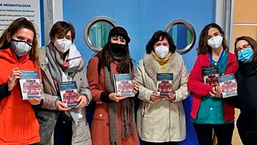 Para mamás lactantes en duelo: el testimonio de una gijonesa que se leerá en hospitales de toda España