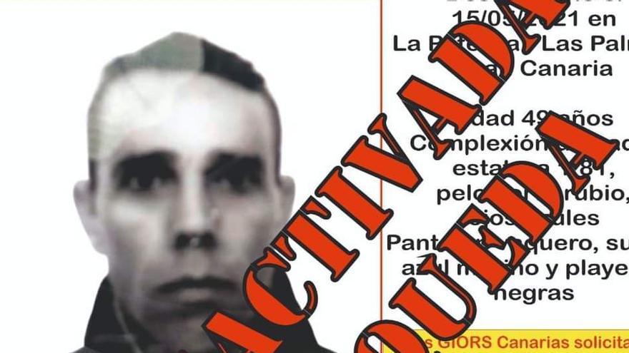 Hallan en buen estado a un hombre desaparecido en Gran Canaria