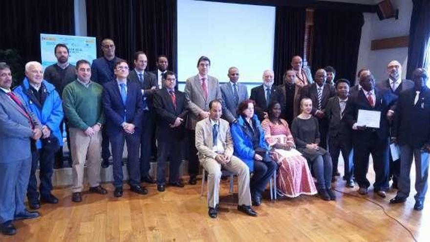 La FAO concluye en Vigo la segunda tanda de formación de inspectores pesqueros