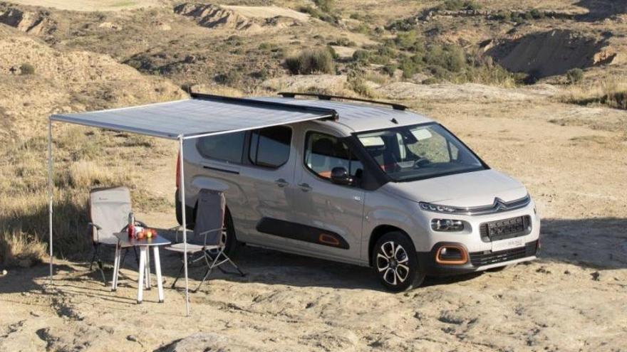 6 furgonetes camperitzades per menys de 40.000 euros