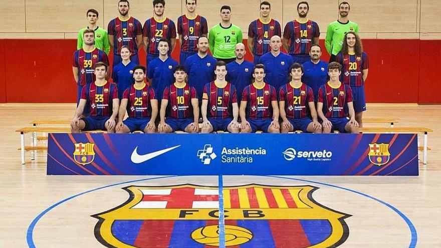 El coronavirus frena al Barça B