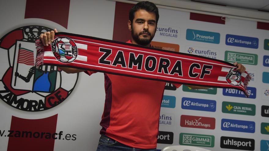 """Abel Conejo: """"El Zamora CF es todavía mejor club de lo que esperaba"""""""