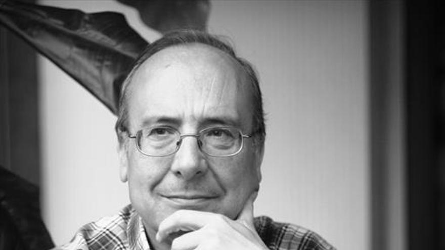 """José García Martín: """"Este no es un libro para todos los públicos"""""""