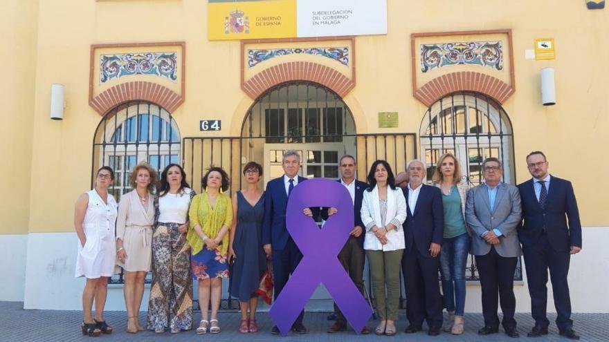 Lucrecio Fernández lamenta que la primera y la última de las víctimas de violencia machista sean andaluzas