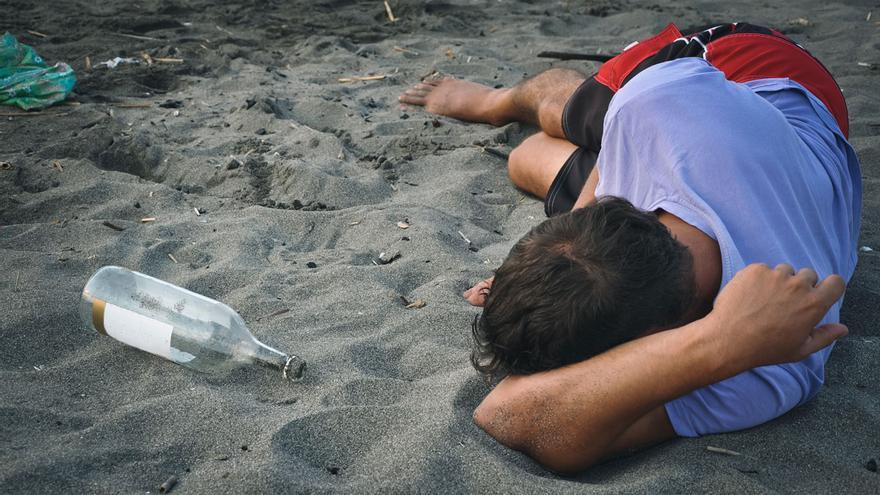 Drunkorexia, la peligrosa moda de sustituir la comida por el alcohol