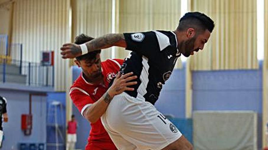 El Ibiza Futsal se gusta ante el Sporting Sant Joan con una goleada